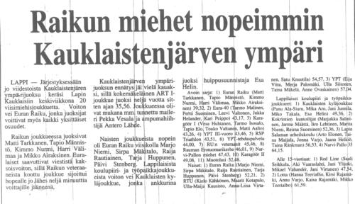 kauklaien 1994