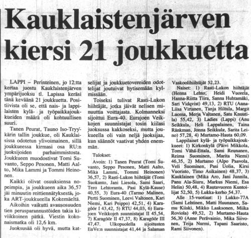 ympäri 1991