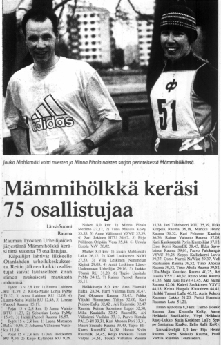 mämmi 2001