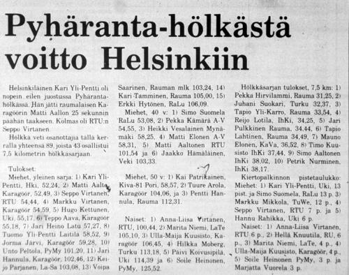 pyharanta 1984
