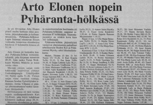 pyharanta 1988
