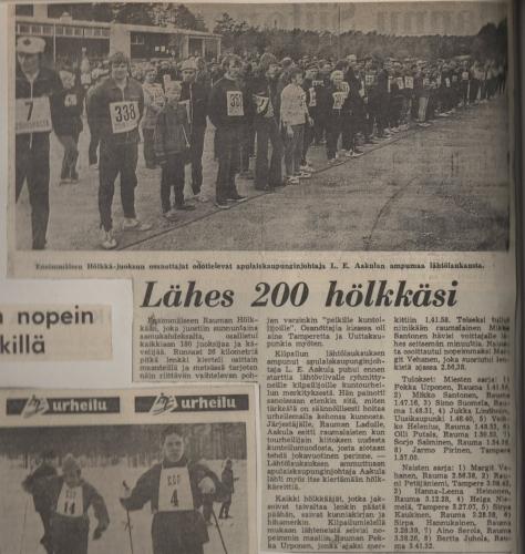 rauma hölkkä 1972