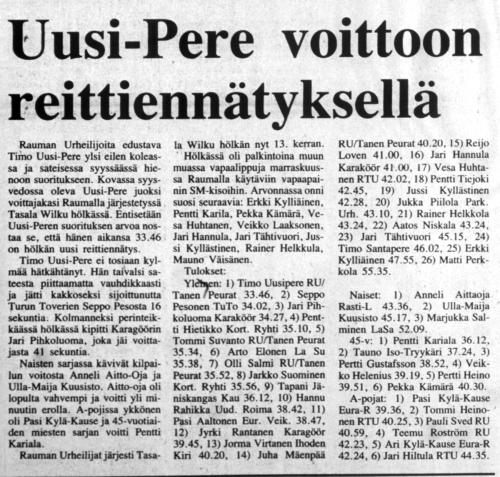 wilkku 1986